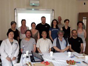 voyage en chine mai 2018 FLETC 2