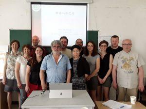 voyage en chine mai 2018 FLETC 1