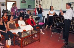 cours en chine FLETC